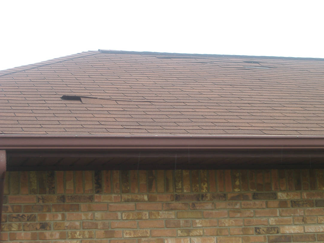 Storm Damage Roof Replacement Twin Cities Siding