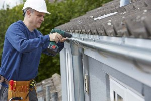 gutter replacement contractor