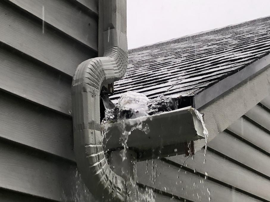 maintaining and protecting your gutters