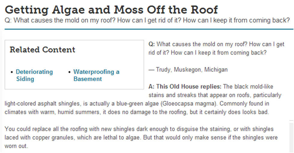 Spring Problems Three Roofing Problems To Avoid This