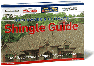 Gaf Shingle Guide Westerville Oh Muth Amp Company Roofing