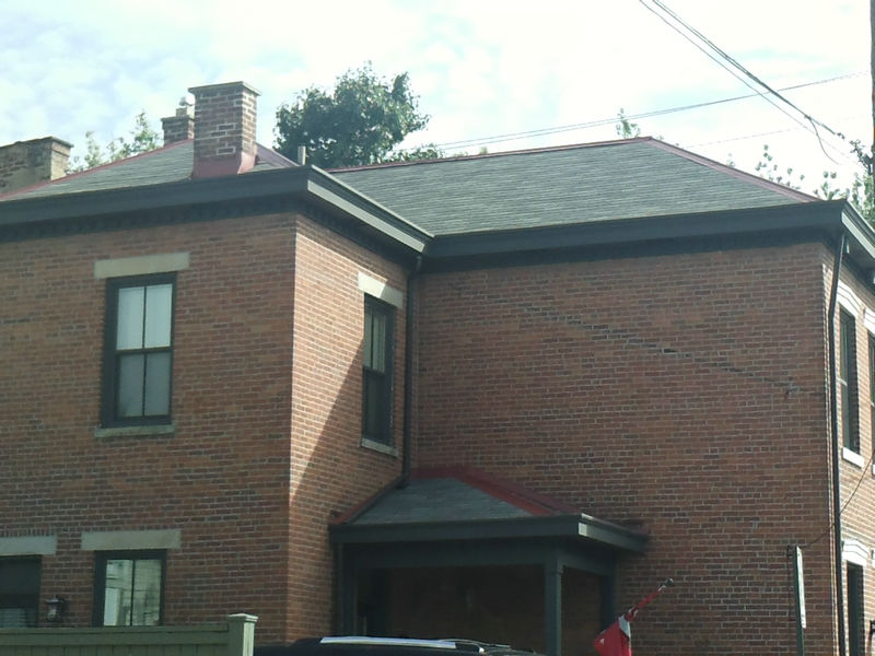 Gutter Repair Westerville Oh Muth Amp Company Roofing