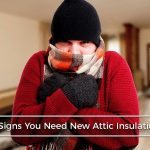 4 Signs You Need New Attic Insulation