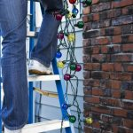 How to Stay Safe & Avoid Damaging Your Roof When Decorating With Holiday Lights