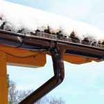 Clean Gutters Mean Peace of Mind in Winter
