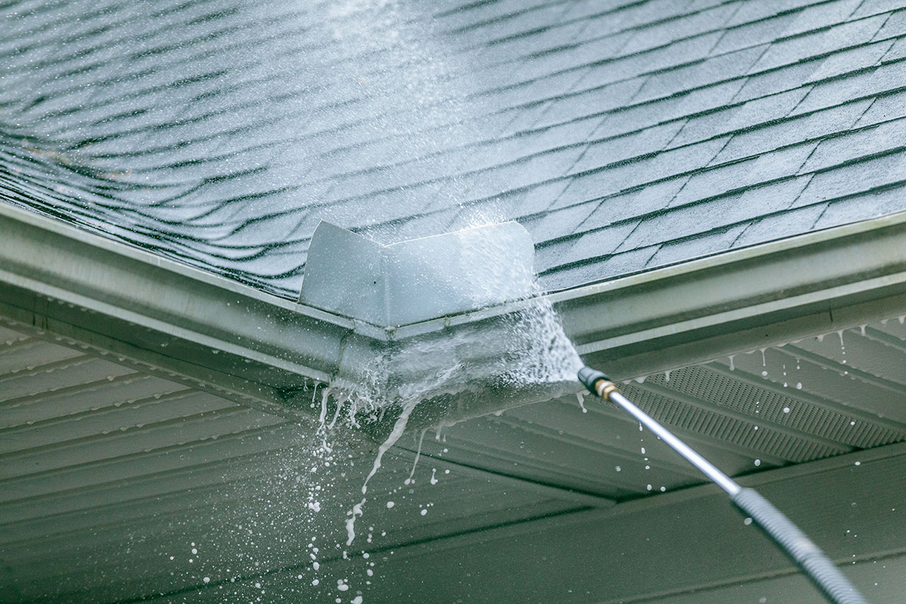 Cleaning Your Roof And Gutters Muth Amp Company Roofing