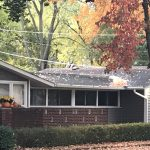 Clean gutters help protect your home from foundation problems