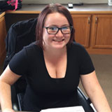 Allison Morris - Office Manager