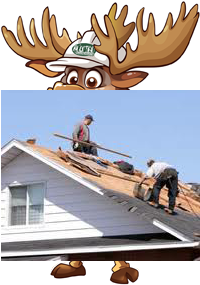 Roof Repair Muth Moose