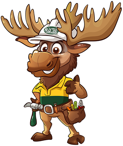 The Muth Moose Roofer