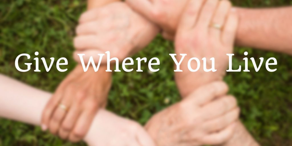 Muth & Company Roofing Give Where You LIve