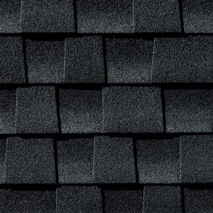 Timberline Ultra HD Charcoal Shingles