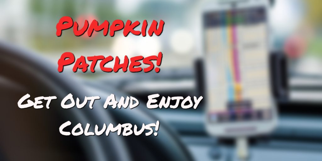 Get Out And Enjoy Columbus Pumpkin Patches