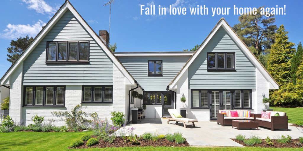 Fall In Love With Your Home Again With New Roofing And Gutters